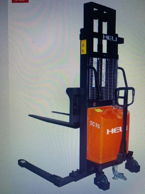 Heli semi stacker