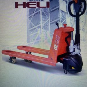 Heli Semi Electric Pallet Jack